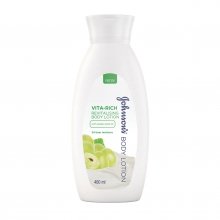 JOHNSON'S® Body Care Vita-Rich Revitalising Body Lotion with Grape Seed Oil
