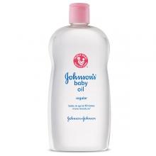 JOHNSON'S® Baby Oil