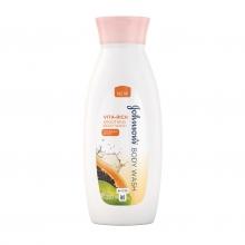 JOHNSON'S® Body Care Vita Rich Smoothing Body Wash with Papaya extract