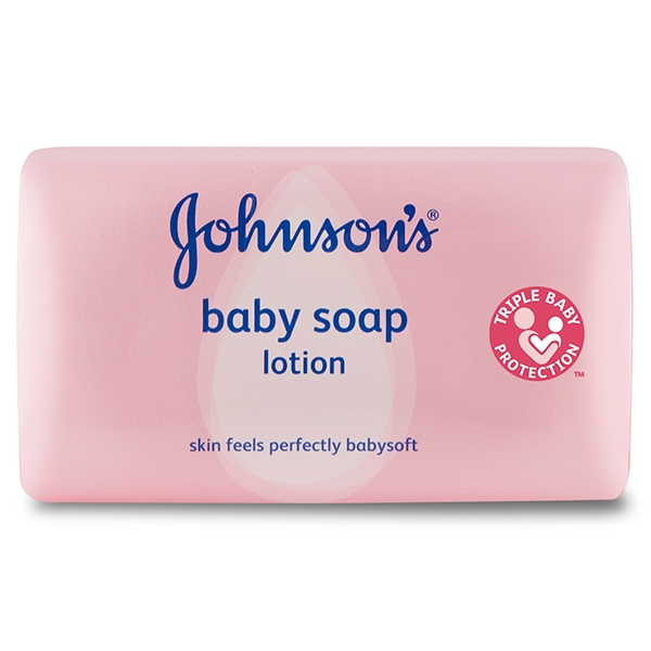 JOHNSON'S® Baby Soap Lotion