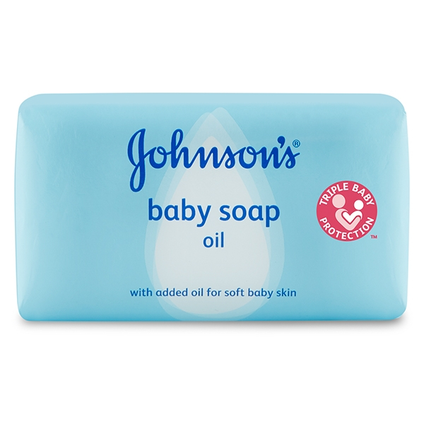 JOHNSON'S® Baby Soap Oil