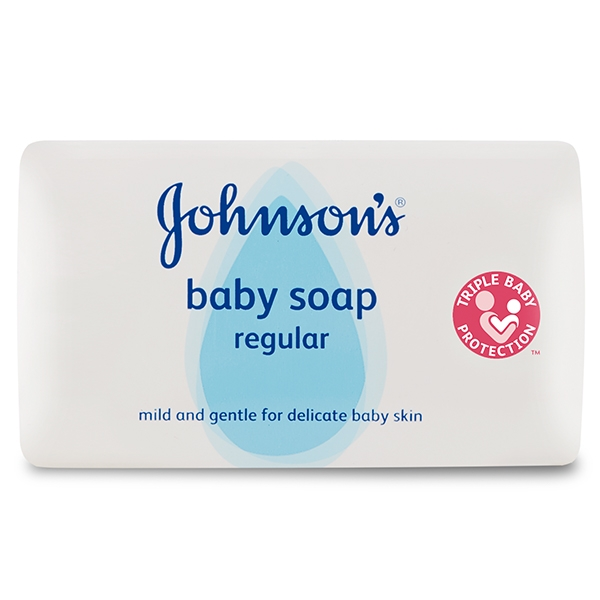 JOHNSON'S® Baby Regular Soap