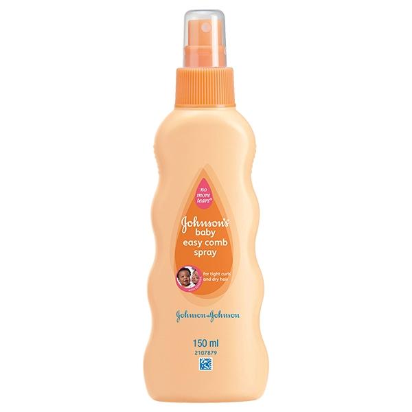 JOHNSON'S® Baby Easy Comb Spray