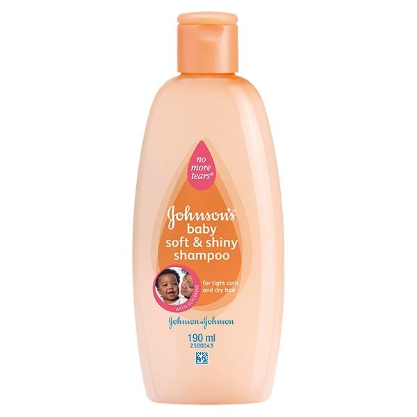 JOHNSON'S® Baby Soft & Shiny Shampoo